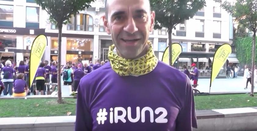 #iRUN2: Fabrizio Cosi e i Podisti da Marte | HCC WebTV