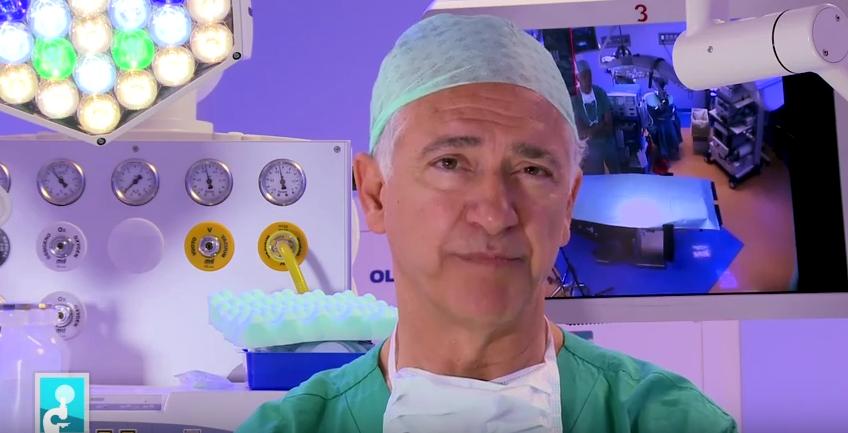 Tumore del polmone, intervista a Ugo Pastorino (INT) | AIRC
