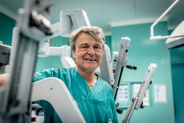 Chirurgia del tumore della prostata: il metodo Bocciardi raccontato dal suo ideatore