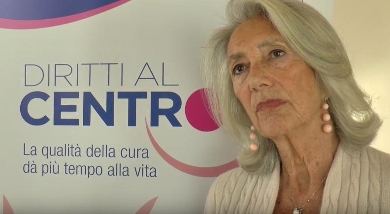 """Tumore del seno: i risultati della campagna """"Diritti al centro"""""""
